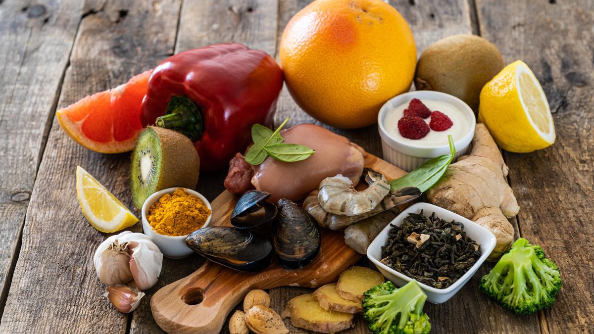 Ces aliments qui boostent notre système immunitaire
